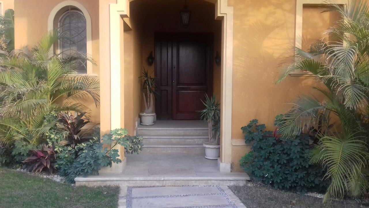 Twin House in Dyar New Cairo