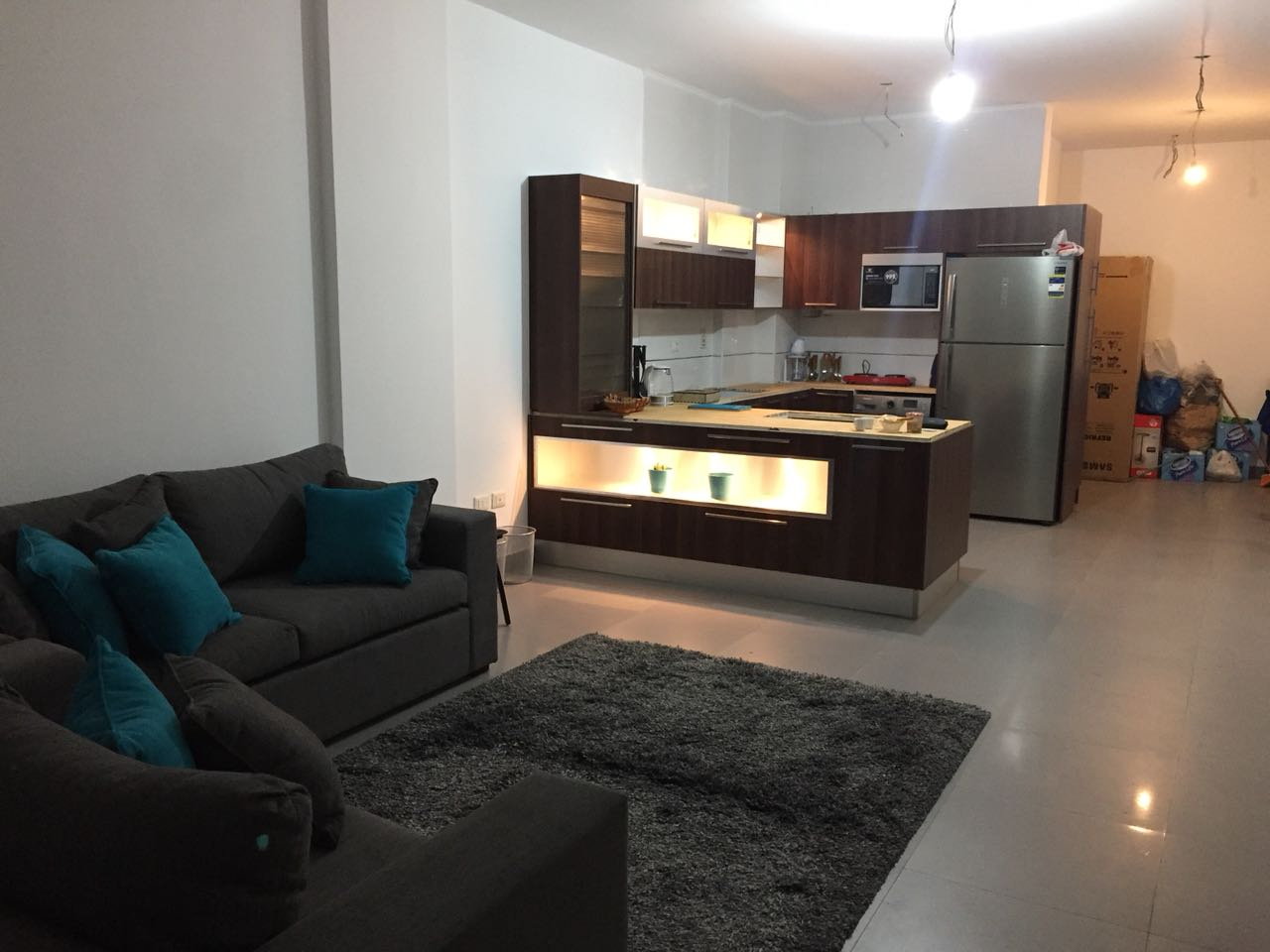 Amwaj Ground floor chalet 3 bedrooms for rent